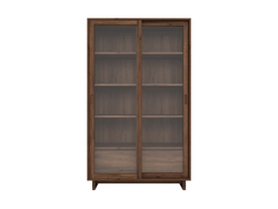 Kast Book Rack Wave teak