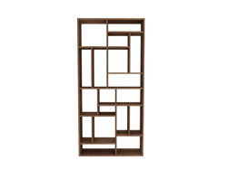 Kast Shelves teak M rack